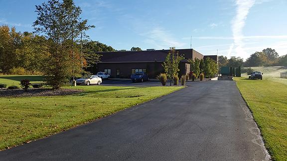 Benton Charter Township Water Plant